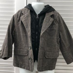 Other - Adorable layered jacket - NWT